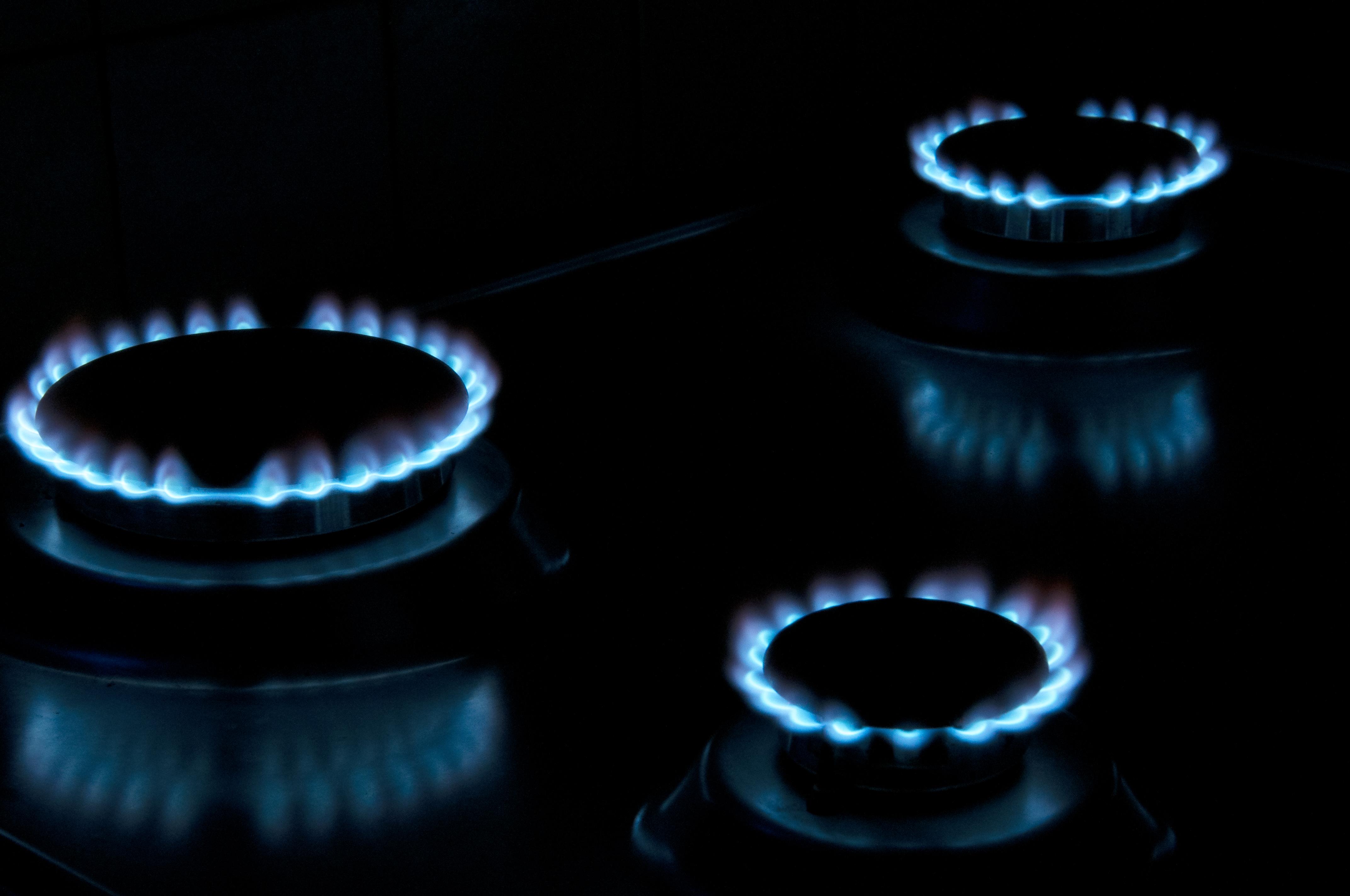 Usos do gás natural na sua casa